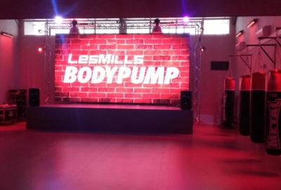 BodyPump Nuit